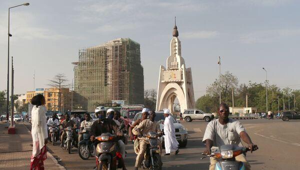 Мали. Город Бамако