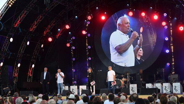 Дмитрий Киселев и Сергей Аксенов открыли Koktebel Jazz Party–2020