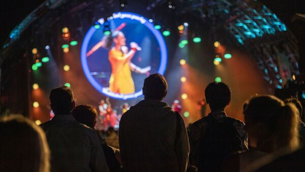 Открытие Koktebel Jazz Party 2020