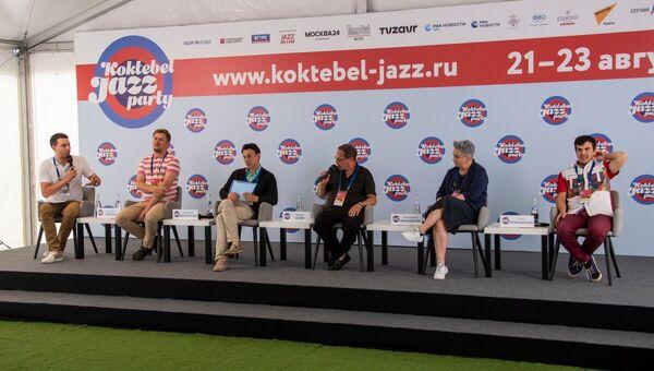 Игорь Скляр и группа Jazz Classic Community на Koktebel Jazz Party 2020