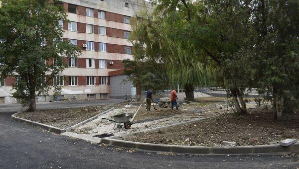 Керченская больница