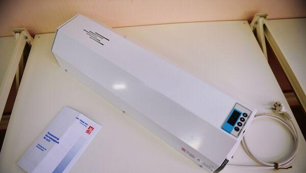 Завод электромедицинской аппаратуры в Екатеринбурге