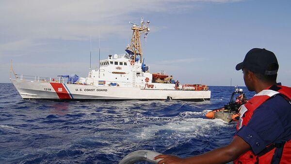 Патрульный катер проекта Island Береговой охраны США