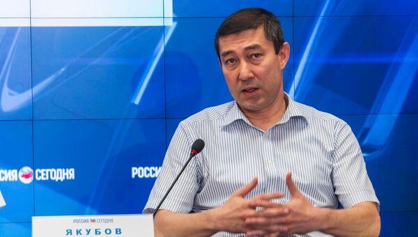 Ректор Крымского инженерно-педагогического университета Чингиз Якубов