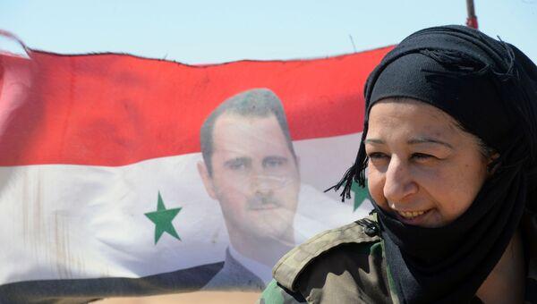 Ситуция в Сирии
