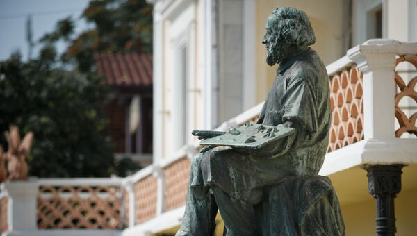 Национальная картинная галерея им. И.К. Айвазовского в Феодосии