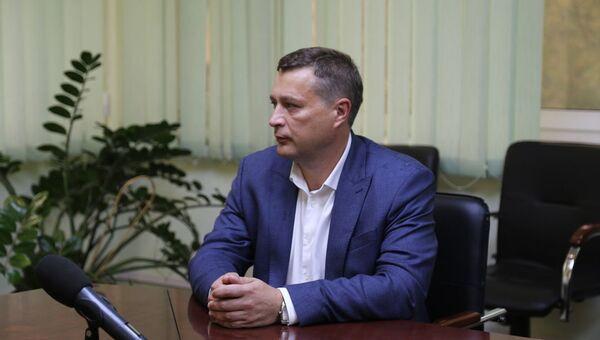 Бывший заместитель генерального директора по инвестициям ГУП РК Крымэнерго Игорь Коринь назначен руководителем  предприятия