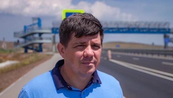 Глава Крыма Сергей Аксенов уволил главу госпредприятия Служба автомобильных дорог РК Александра Нефедова