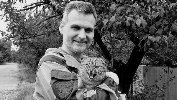 Командир батальона Призрак ЛНР Алексей Марков