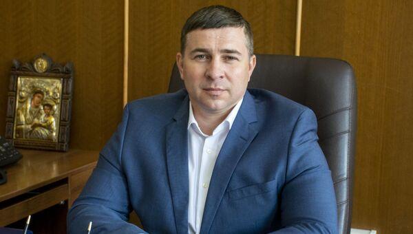 И.о. главы администрации Ялты Артем Мальцев