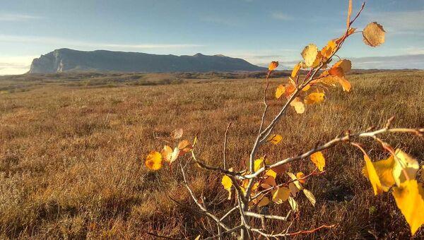 Осень на крымском Чердаке
