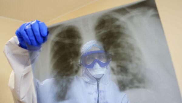 Работа ковид-госпиталя