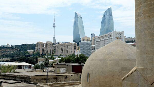 Города мира. Баку