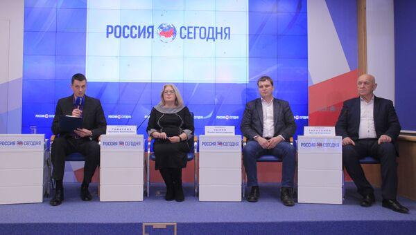 Обеспечение надежного водоснабжения Крыма: мнение экспертов