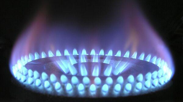 Газ огонь
