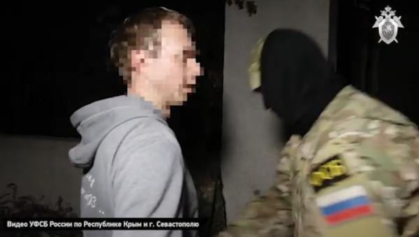 СК опубликовал видео задержания экс-замглавы Евпатории