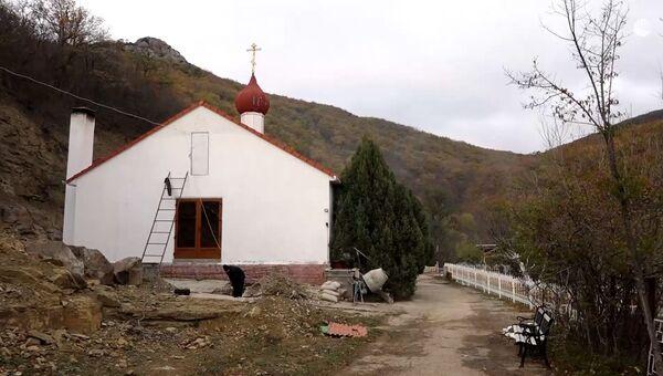 Дорога к храму: как живет Кизилташский монастырь