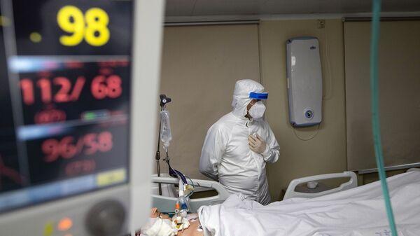 Госпиталь COVID-19
