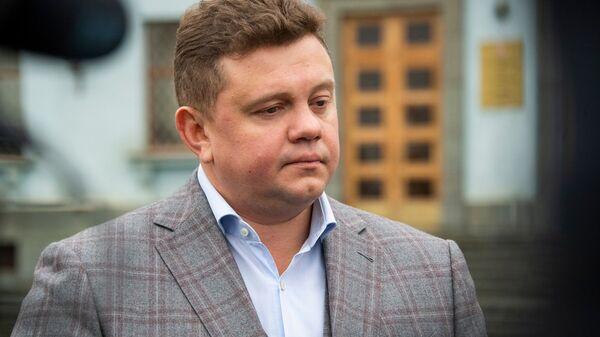 Кабанов Евгений Константинович,заместитель Председателя Совета министров Республики Крым