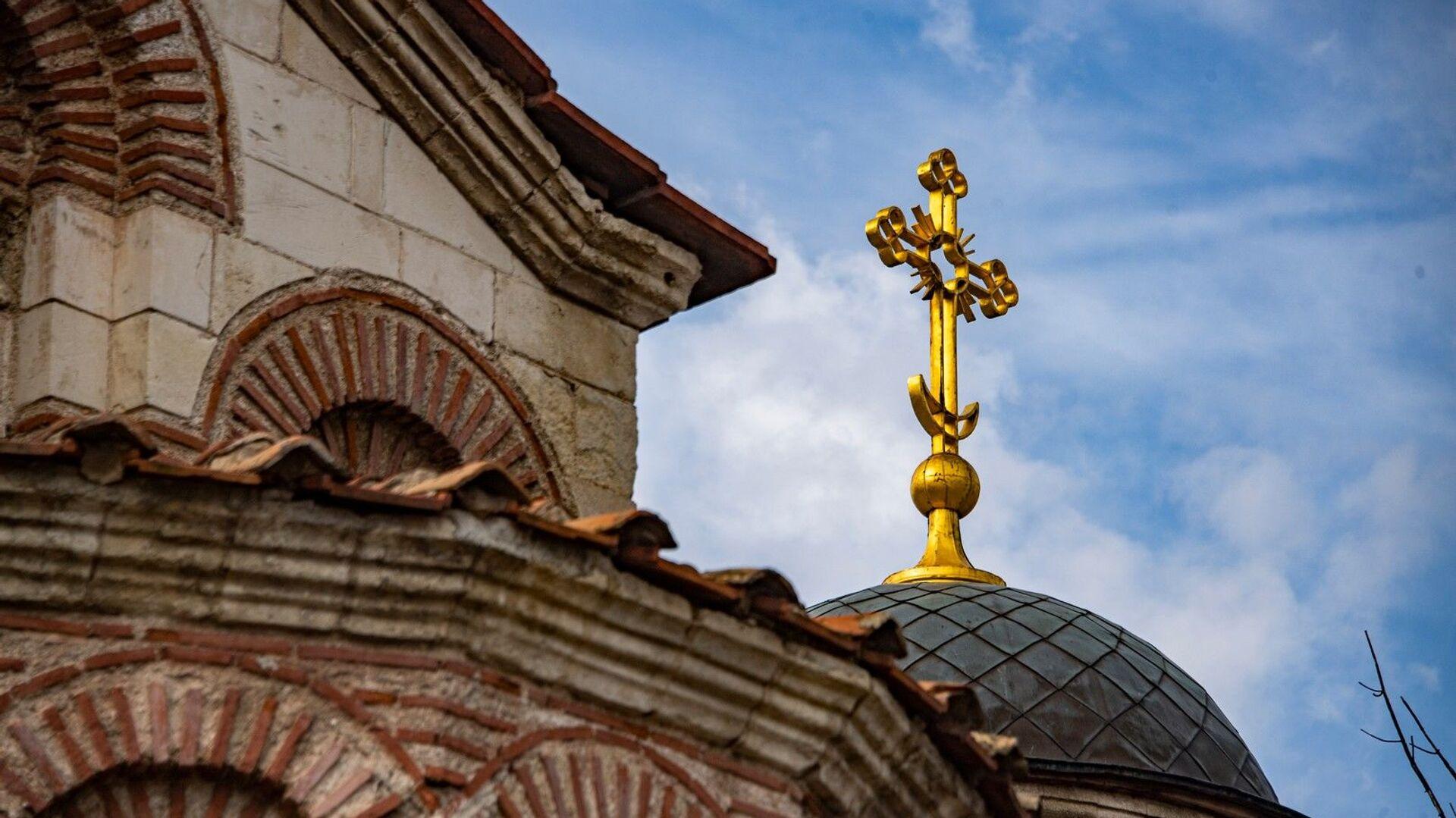 Храм Святого Иоанна Предтечи в Керчи - РИА Новости, 1920, 25.09.2021