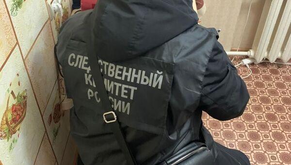 Крымчанин задержан по подозрению в убийстве семилетнего сына