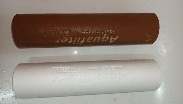 Водяной фильтр после месяца использования в Симферополе