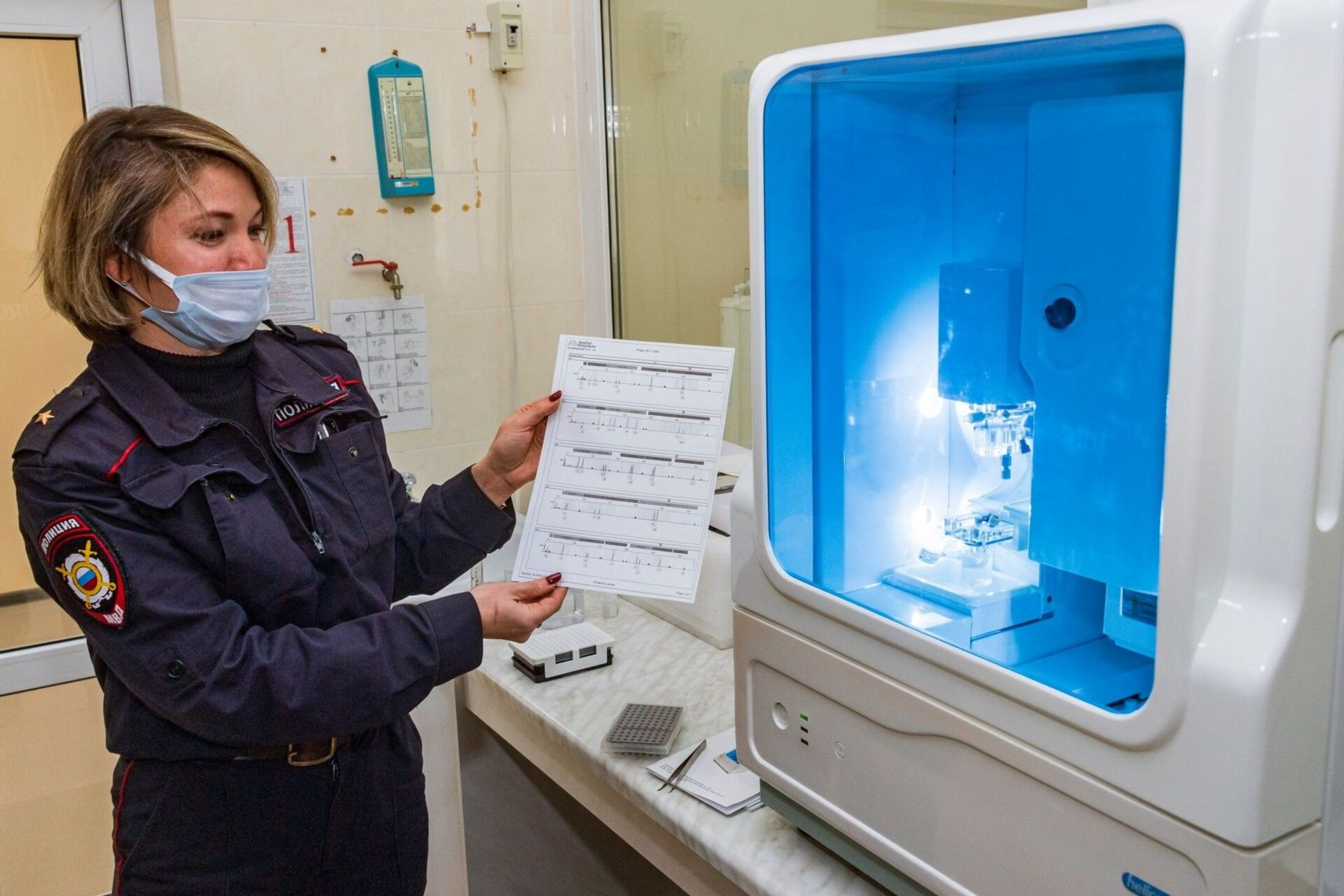 Пули, деньги, микроскопы: как на самом деле работают криминалисты - РИА Новости, 1920, 01.03.2021