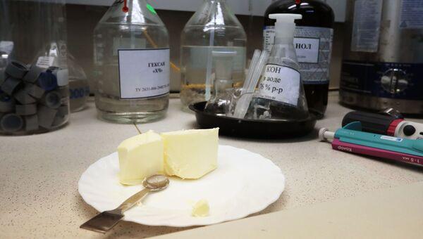 Проверка продукции в лаборатории Роспотребнадзора