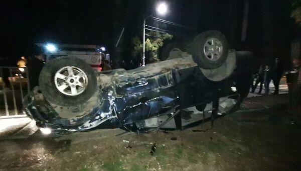 В Крыму будут судить водителя иномарки за ДТП с тремя пострадавшими