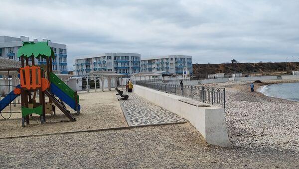 В Севастополе только три пляжа из 34 соответствуют требованиям