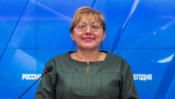 Депутат Государственной Думы РФ от Крыма  Светлана Савченко