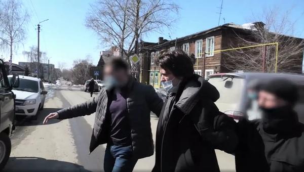 Готовившего взрыв в мечети украинского националиста задержали в России