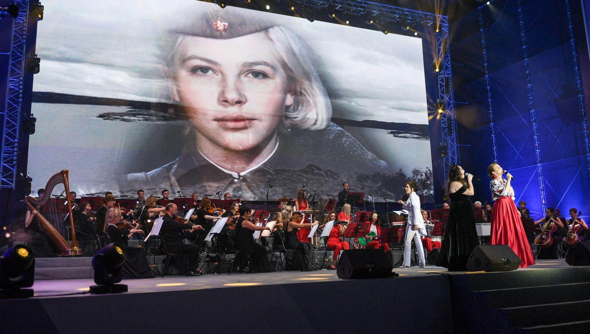 Музыкальный фестиваль Дорога на Ялту - РИА Новости, 1920, 03.04.2021