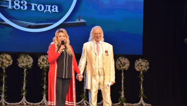 Янина Павленко и Илья Резник