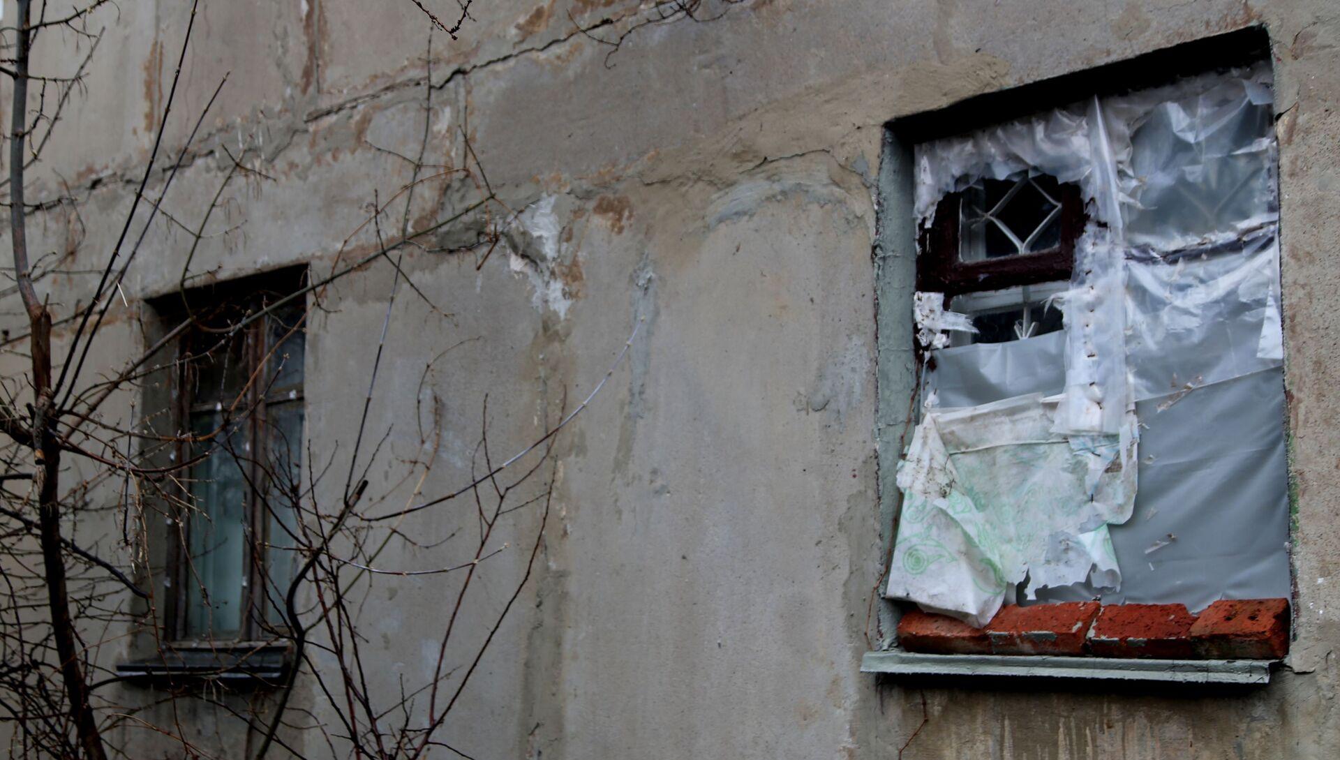 Ситуация на линии соприкосновения в Донецкой области - РИА Новости, 1920, 06.04.2021