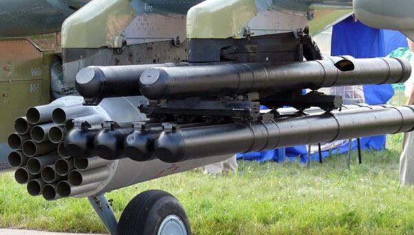 Эксперт оценил ракеты Вихрь-1 концерна Калашников