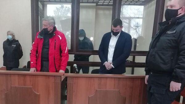 Начальник следственного управления УМВД России по городу Симферополю заключен под стражу