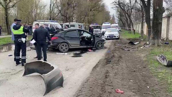 ДТП в Новочеркасске