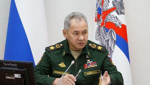 Министр обороны РФ С . Шойгу проверил выполнение гособоронзаказа на предприятии ОАО 766 УПТК