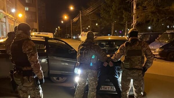 Сотрудник Госкомводхоза Крыма арестован по обвинению в мошенничестве