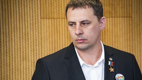 Герой России Артем Катунькин