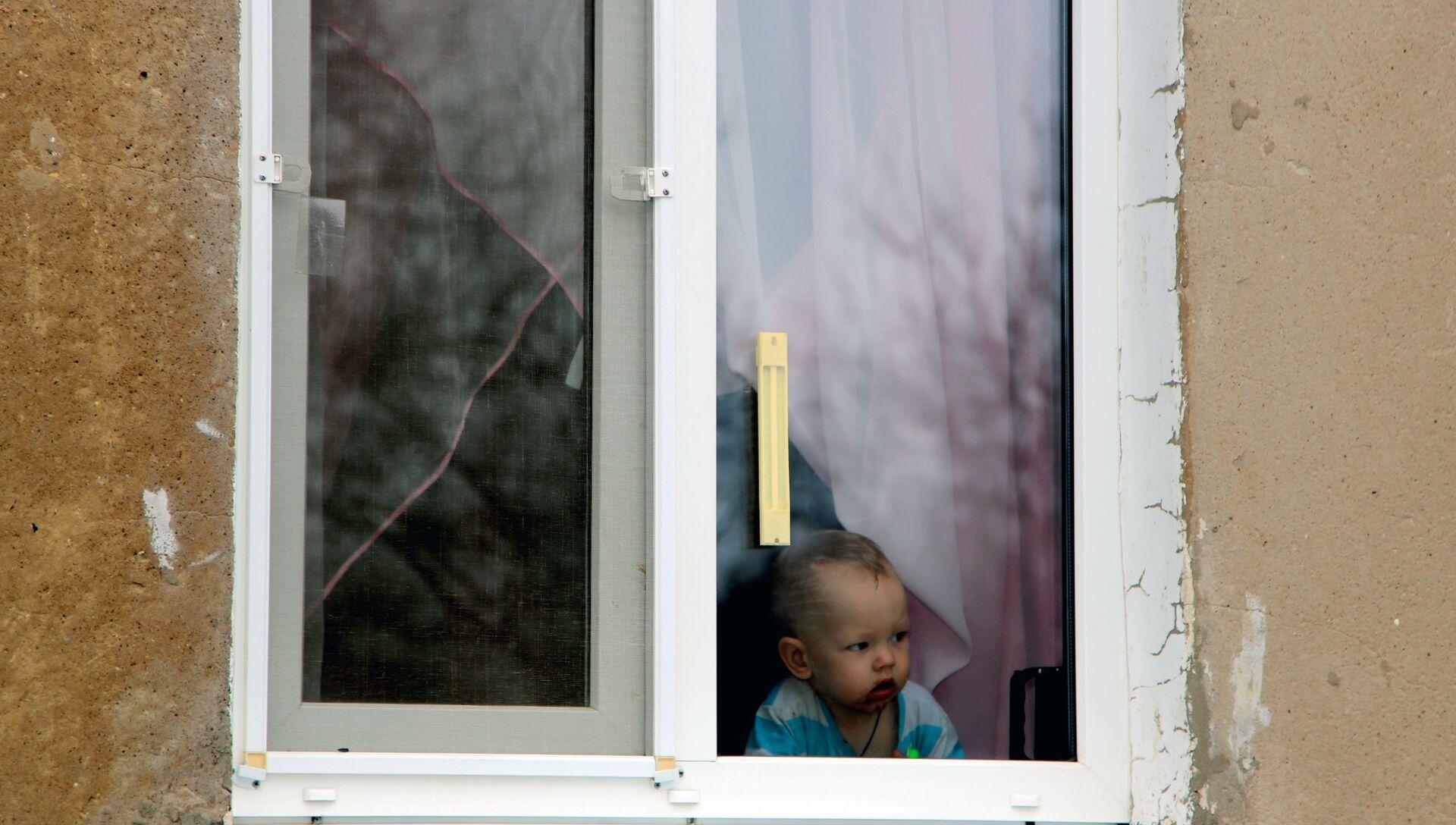 Ситуация на линии соприкосновения в Донецкой области - РИА Новости, 1920, 01.05.2021