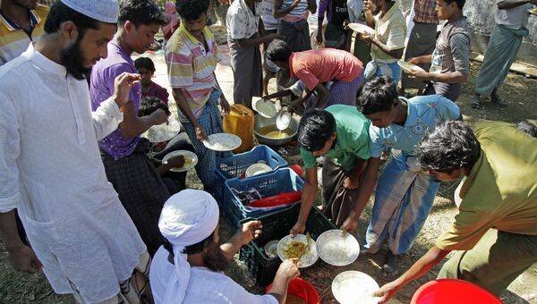 Беженцы в Бангладеш