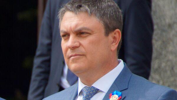 Глава ЛНР Леонид Пасечник