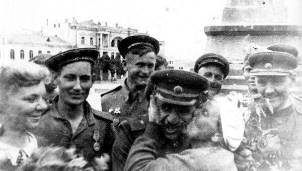 Севастополь, 9 мая 1945 г.