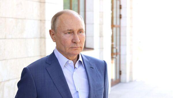 Путин рассказал о количестве привитых от коронавируса в России