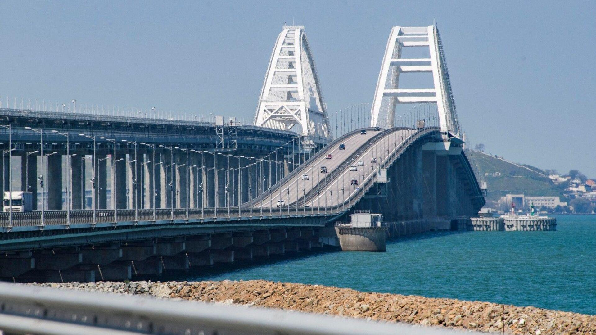 Крымский мост - РИА Новости, 1920, 03.07.2021
