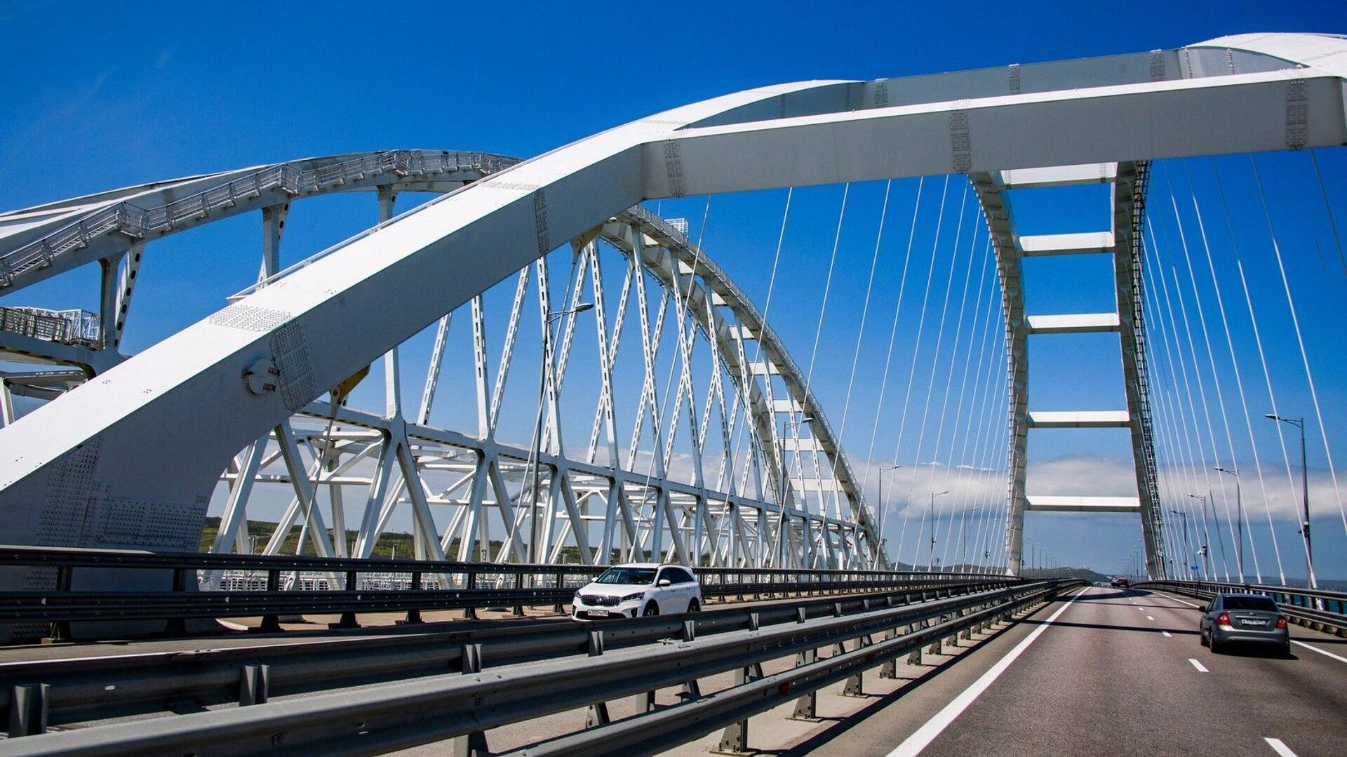 Крымский мост - РИА Новости, 1920, 15.05.2021