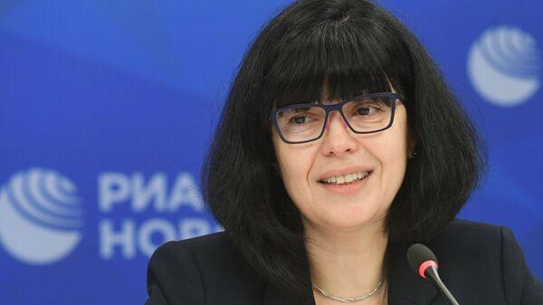 Директор Ассоциации туроператоров России Майя Ломидзе
