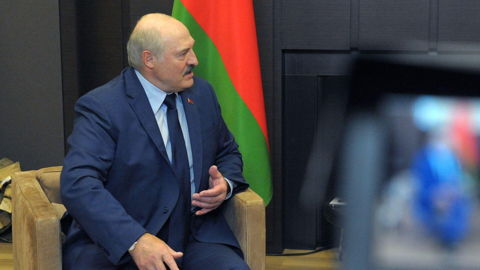 президент Белоруссии Александр Лукашенко - РИА Новости, 1920, 31.05.2021